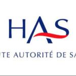 Logo HAS Haute Autorité de Santé