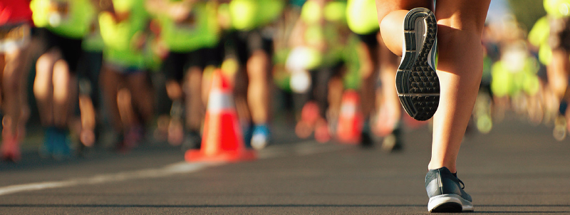 Yellow Run, course solidaire de l'AMFE