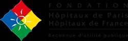 Logo Fondation des Hôpitaux de Paris et des Hôpitaux de France