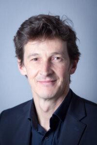 Professeur Christophe Bureau, Hépatologue adulte au CHU de Toulouse, et Secrétaire Général de l'AFEF