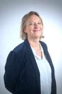 Portrait du Dr Aurélie Plessier