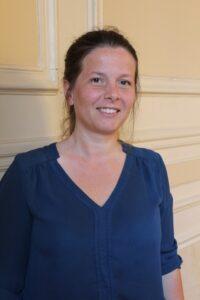 Portrait de Julie de Victor, Infirmière de Coordination